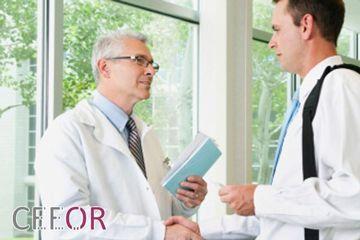 Lékaři preferují erudované reprezentanty